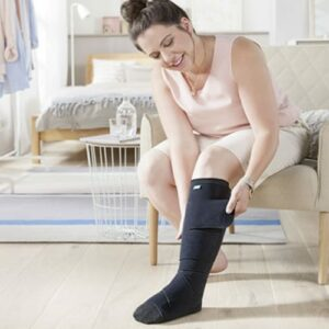 JUZO ACS Light Lower Extremity – Leg/Foot Compression – J701, J702, J703 and J704 LI (Adjustable)